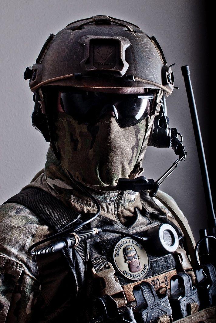 0241 Tactical Multicam Neck Gaiter Cotton Jersey
